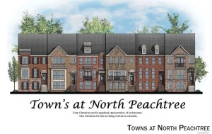 TownsAtNorthPeachtree_Elevations1